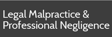 Legal Malpractice Expert Report